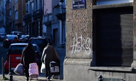 Paris attackers had three safehouses in Belgium