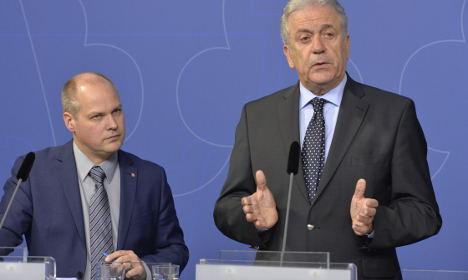 Nordic border checks spark special EU meeting
