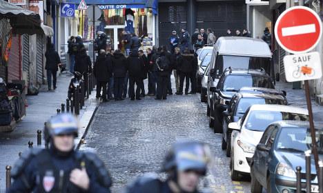 Paris attacker lived in German refugee shelter