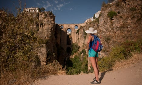 Spain ranks top for solo travellers and thrill-seekers