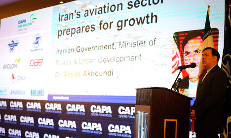 Iran to buy 114 Airbus planes from France: minister
