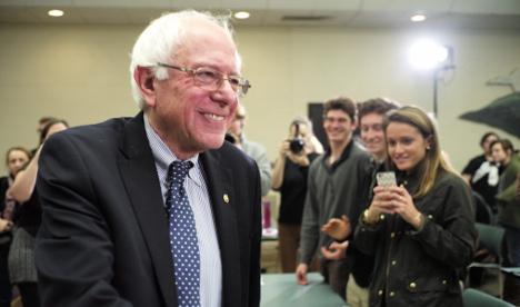 Would Bernie Sanders be electable in Germany?
