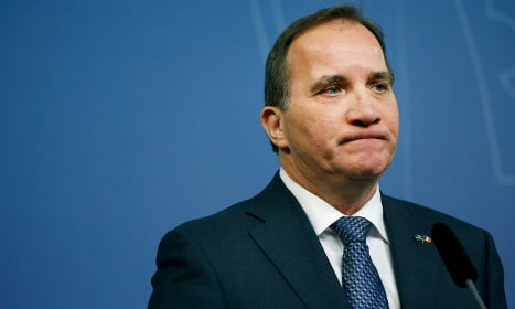 Sweden's Social Democrat party hits record low in poll
