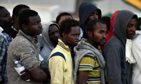Italy risks 'huge damage' if Schengen suspended