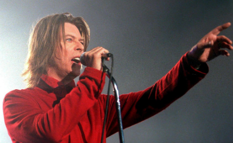 David Bowie's Berlin in pictures