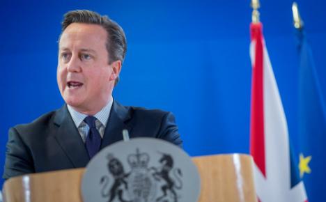 Cameron woos Germans with EU reform plan