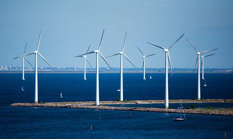 Danish windmills set amazing world record