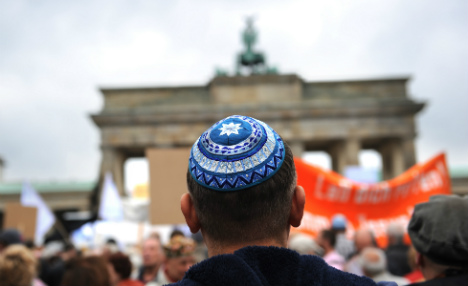 German Jewish groups fear rising anti-Semitism