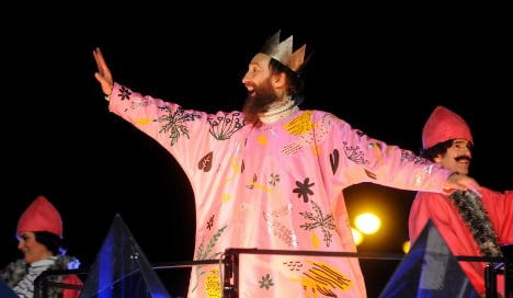 Spain's Three Kings celebrations bring gifts, sweets…and controversy