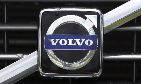 Sweden's Volvo gears up to play with the big boys