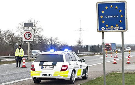 Denmark's first day of border checks 'calm'