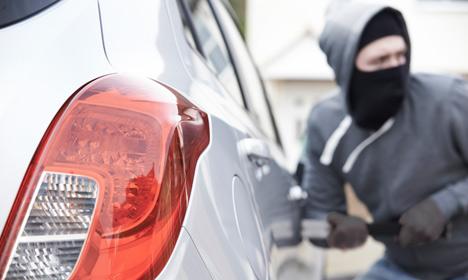 Underwear-clad Norway man foils theft in -17C