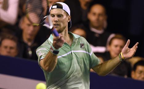 Djokovic faces Italy's Seppi in third round at Australian Open