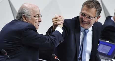 Nine-year ban sought against top Fifa official