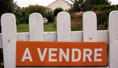 Foreign buyers shun French property market