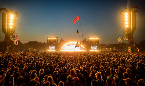Roskilde Festival adds 21 new names to line-up