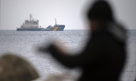 Sweden checks change refugee flow around EU