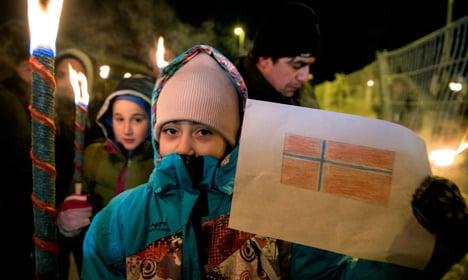 Migrants: Norway 'sending us to death' in Russia
