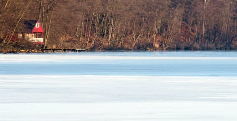 Germany shivers through sub-zero cold snap