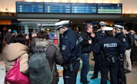 Cologne still tense in wake of sexual assaults