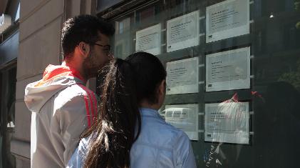 Italian unemployment hits three-year low
