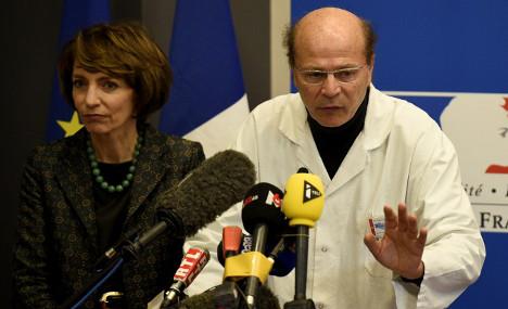 French drugs trial: Volunteer dies after being left brain-dead