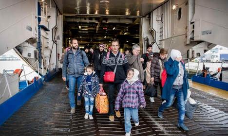 Swedish municipalities 'can take more refugees'