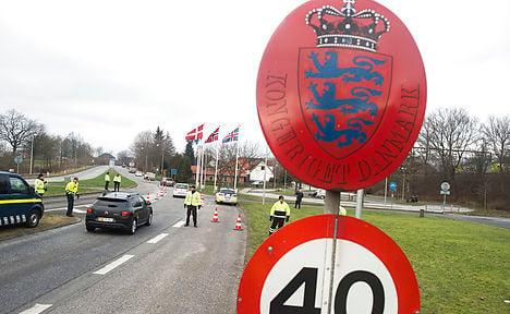 Asylum cases yo-yo after Danish border checks