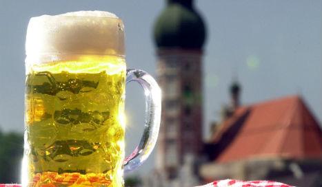German beer drinking hits 25-year low
