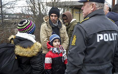 Denmark sees sharp rise in solo refugee children
