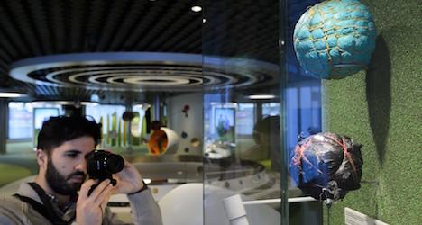 Fifa museum set to open in Zurich next month