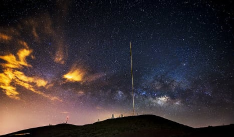 Spain reaches for the stars with astronomy travel agency