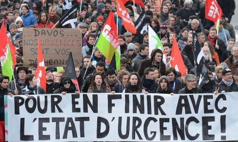 Disquiet grows over French state of emergency