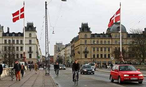 Denmark still world's 'least corrupt country'