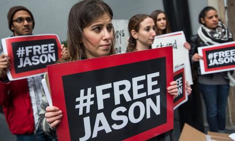 Four freed Iranian-Americans heading to Switzerland