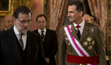 King Felipe steps up to try and end political deadlock in Spain