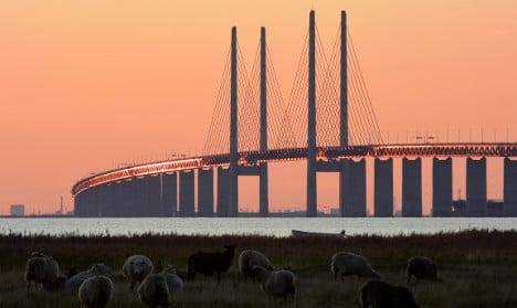 Border controls start on Sweden-Denmark bridge
