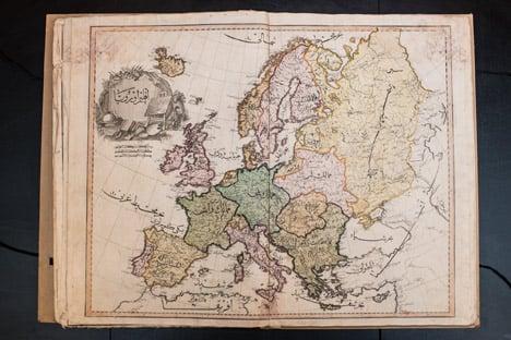 Reddit helps Norway library identify incredibly rare atlas
