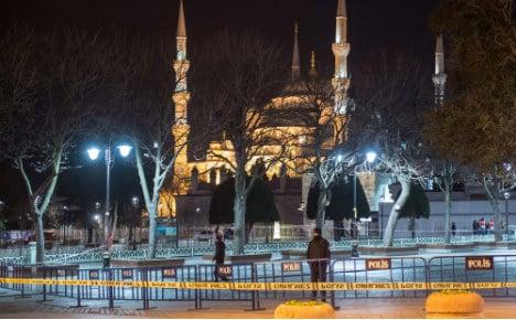 Ten German dead in Istanbul terror attack