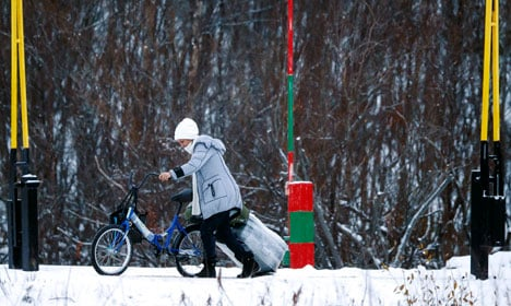Norway to send refugees back to Russia – by bike