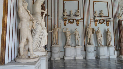 Why will nobody fess up to nude statue cover-up?