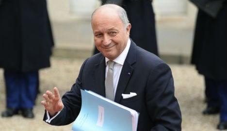 France revives call for Israel-Palestine talks