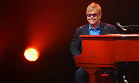 Italy senator says Sir Elton 'vile' for surrogate mum use