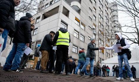 Volunteer made up dead Berlin refugee, police say