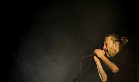 Radiohead to launch long-awaited album in Barcelona