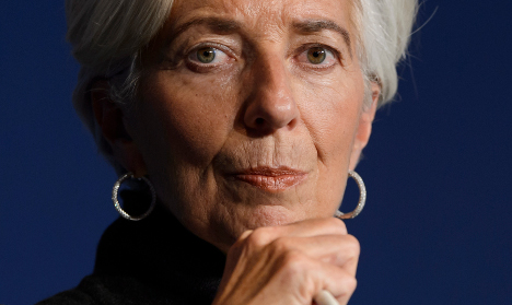 China's economic policy must improve: IMF chief