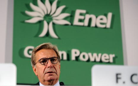Greenpeace backs Enel's tilt to renewables