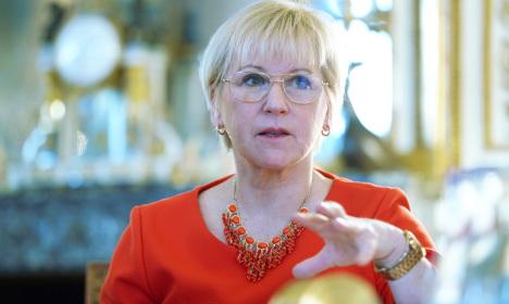 Israel 'bans' Swedish visit over deaths row