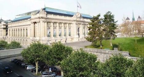 Geneva authorities back art museum expansion