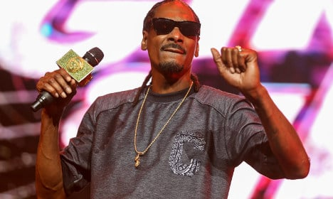Snoop Dogg won't face drug charges in Sweden